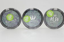 3x Rimmel London Stir It Up Eye Shadow - 400 Out of the Blue, .14oz (New)