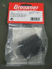 Graupner: SPEED GEAR 700, 2-stufiges Kompaktgetriebe 2,7:1 #1721.1