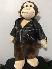 Biker Harley Davidson Curious George Build A Bear