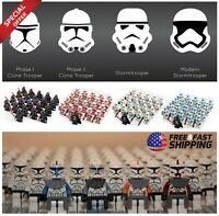 Star Wars First Order Stormtrooper Yoda Empire Minifigures Block 21Pcs For Lego