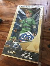 Zelda Link limited edition SDCC skyward sword Nintendo figure 2015 MIB Brand New