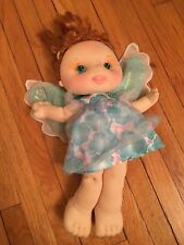 My Special Angel Kenner Hasbro Plush Doll Red Hair Wings 1996