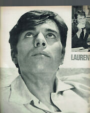 LAURENT TERZIEFF   ARTICLE 3 PAGES 1969 / CLIPPING PRESS