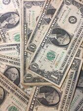 1963B One Dollar Well Circulated Barr Note $1 Bill