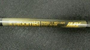 G. Loomis IMX PR8400S 7' Med-Light Ex-Fast Action Spinning Rod 7 Guides USA P3