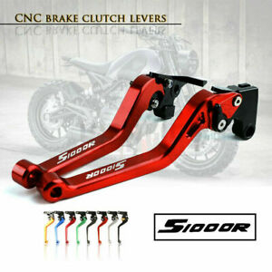 CNC Aluminum Long Adjustable Brake Clutch Levers for BMW S1000R 14-19 S1000 R