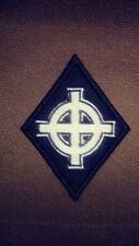 Diamond Celtic Cross, Eye of Odin Patch. Thor, Viking, Nordic, Irish