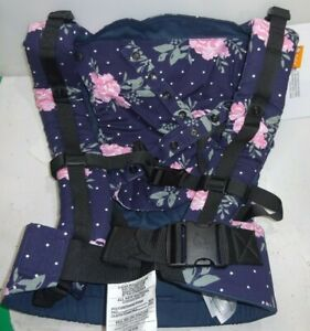 Tula Fully Adjustable Baby & Toddler Carrier - Blossom