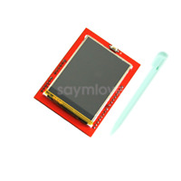 "New 2.4"" TFT LCD Display Touch Screen Monitor Module micro SD For Arduino UNO R3"