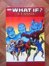 WHAT IF ? CLASSIC VOLUME 2 SOFT COVER FIRST PRINTING VERY FINE (F43)