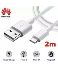 2M Type C USB-C Sync Charger Charging Power Cable For Huawei P9 P10  Honor 9