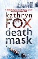 Death Mask, Kathryn Fox, New, Book