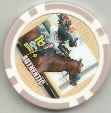 *Authentic* Kentucky Derby Winner 2020Horse Racing Collector Chip