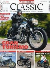 MC0905 + Egli-VINCENT Cafe Racer 1330 + YAMAHA YR-3 + MOTORRAD CLASSIC 5 2009