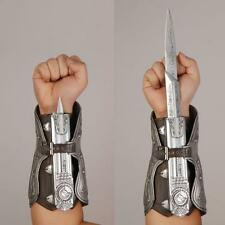 Assassin's Creed Hidden Blade Brotherhood Ezio Auditore Gauntlet Cosplay Replica