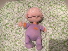 Rugrats Baby Dil In  Purple PJ's Stuffed Plush