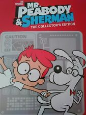 Mr. Peabody & Sherman: The Complete Collection (DVD,2014) - Region 4