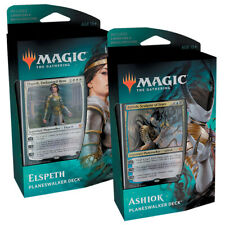 Theros Beyond Death Planeswalker Deck Set of 2 - Ashiok and Elspeth