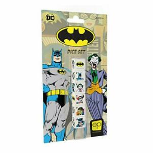 USAOPOLY Batman Dice Set   Collectible d6 Dice Featuring DC Comic Characters ...