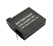 AHDBT-401 Replacement Battery Pack 1160mAh for GoPro HERO 4 Camera