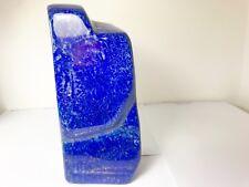 2600 Grams Deep Blue  Lazuli Polished Free form Mineral specimen LP211