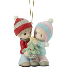 Precious Moments Dated 2020 Ornament Our First Christmas Together 201004 New
