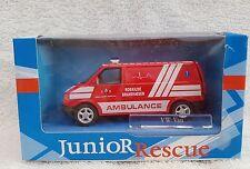 Cararama Junior Rescue 1:43 VW Ambulanza Van