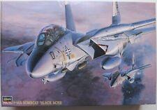 1/72 HASEGAWA F-14A TOMCAT BOMBCAT 'BLACK ACES' OOP/HTF/RARE #51597