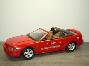 1994 Ford Mustang Official Pace Car Indianapolis - Jouef Evolution 1:18 *52617