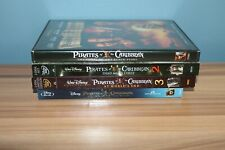 The Pirates Of The Caribbean Movies on Dvd, Johnny Depp