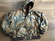 Field N' Forest Youth XL Camo Jacket Coat (18-20)