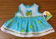 Summer Dress Blue Infant 12 Months NWT