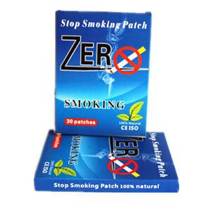 30pcs Quit Smoking, Stop smoking herbal patch, Nicotine herbal patches UK FREE