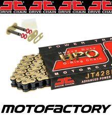 JT HPO HEAVY DUTY GOLD O-RING CHAIN FITS YAMAHA DT175 E F G H 1977-1981