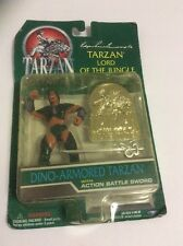 Vintage Tarzan Lord of the Jungle Dino Armored