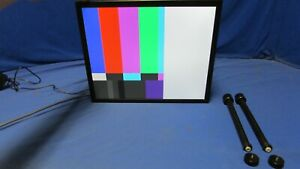 """Autocue/ QTV CM17H07 17""""  Mounting Pieces ONLY  P/N LK-AD-MF17BAN  (Parts)"""