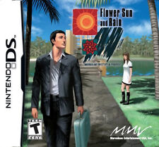 Flower Sun And Rain NDS New Nintendo DS