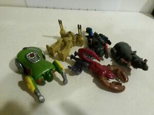 Hasbro Takara Transformers McDonalds Happy Meal toys vintage lot 5