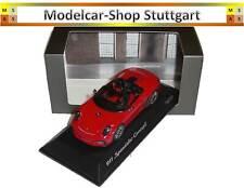 Porsche 911 Speedster Concept rot - Limited Edition 300 - Spark 1:43 - fabrikneu