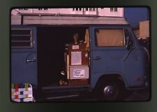 1979 Volkswagen VW Camper Van/Bus - Palm Reader - Vintage 35mm Slide
