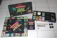 MONOPOLI GUERRE STELLARI Star Wars Editrice Giochi 1997 Ed collezione Monopoly