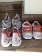 Marks and Spencer Girls Pram Baby Shoes