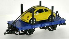 LGB 94059 Flachwagen mit VW Beetle