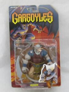 NEW - Gargoyles Hudson w/ Sword Thrusting Action Figure Kenner 1995 NOC