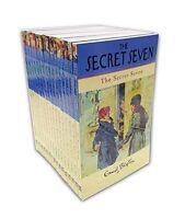 Enid Blyton The Complete Secret Seven Library  Books Set Collection Series