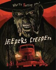 JEEPERS CREEPERS (Blu-Ray Disc) <<Special Cover Art>> BRAND NEW! (FREE SHIPPING)
