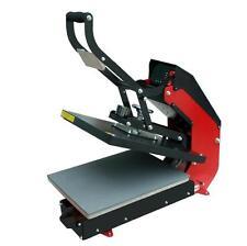 Microtec Heat Press Semi Auto Top Quality SENKO-15A/20A 38x38/40x50cm with Draw