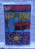 The Mighty Sparrow - Hot Like Fire RARE OOP Audio Cassette Tape Reggae Soca 1991