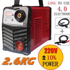 Mini 220V/-240V IGBT Inverter DC welding machine/equipment/tools stick welders