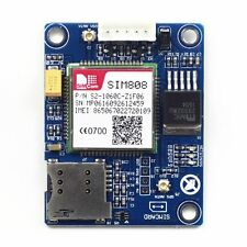 NEW SIM808 Development Board GSM GPRS GPS Bluetooth SMS Module